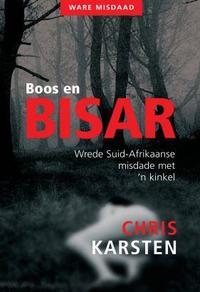 Boos En Bisar - Chris Karsten (Paperback) - Cover