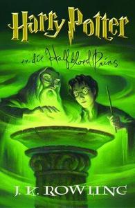 Harry Potter En Die Halfbloed Prins - J.K. Rowling (Paperback) - Cover