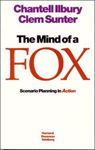 Mind of a Fox - Chantell Ilbury (Paperback) - Cover