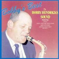 Bobby Hendricks - Bobbys Best (CD) - Cover