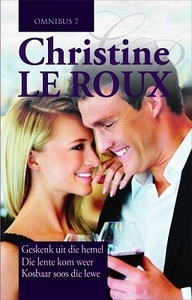 Christine Le Roux Omnibus 7 - Christine le Roux (Paperback) - Cover
