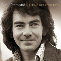 Neil Diamond - All Time Greatest Hits (CD) - Cover
