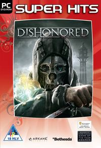 Dishonored - Super Hits (PC) - Cover
