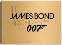The James Bond Archives, Golden Edition a - Paul Duncan (Hardcover) - Cover
