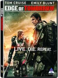 Edge Of Tomorrow (DVD) - Cover