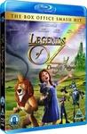 Legends of Oz: Dorothy's Return (3D Blu-ray) Cover