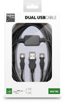 BigBen Dual SUB Cable to charge 2 controllers Xbox One