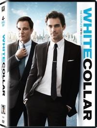 White Collar - Season 5 (DVD) - Cover