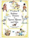Collins Bedtime Treasury of Nursery Rhymes and Tales - Jonathan Langley (Hardcover)