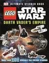 Lego (R) Star Wars (Tm) Darth Vader's Empire Ultimate Sticker Book - Shari Last (Paperback) Cover