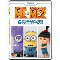 Despicable Me & Despicable Me - 6 Hilarious Mini-Movies Collection (DVD)