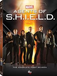 Marvel Agents of S.H.I.E.L.D. - Season 1 (DVD) - Cover