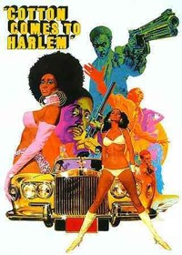 Cotton Comes to Harlem (Region 1 DVD) - Cover