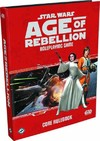 Star Wars: Age of Rebellion RPG - Core Rulebook (Role Playing Game)