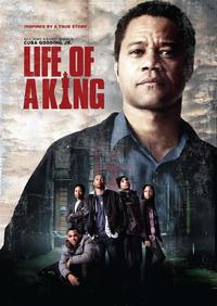 Life of a King (DVD) - Cover