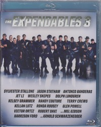The Expendables 3 (Blu-ray) - Cover