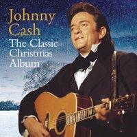 Johnny Cash - The Classic Christmas Album (CD) - Cover