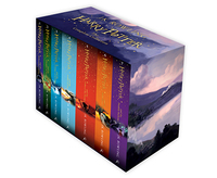 Harry Potter : The Complete Collection - J. K. Rowling (Multiple copy pack) - Cover