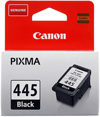 Canon Ink Cartridge Black PG445 - Cover