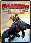 Dragon Riders: Defenders Of Berk Volume 4 (DVD) Cover