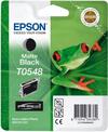 Epson Ink Cartridge T0548 Matt Black Frog
