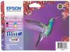 Epson Ink Cartridge T0807 M-Pack Hummingbird