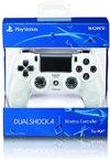 Sony DUALSHOCK 4 Wireless Controller - Glacier White (PS4)