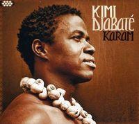 Kimi Djabate - Karam (CD) - Cover