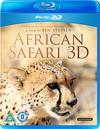 African Safari 3D (Blu-ray)