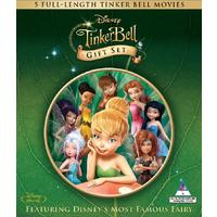 Tinkerbell 1-5 Box Set (Blu-ray)