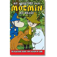 Die Avonture Van Moemin - Die Drake (DVD)