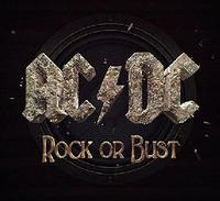 Ac/Dc - Rock or Bust (Vinyl) - Cover