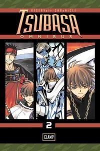 Tsubasa Omnibus Vol. 02 - Clamp (Paperback) - Cover