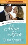 More to Give - Terri Osburn (CD/Spoken Word)