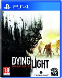 Dying Light (PS4) - Cover