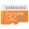 Samsung Evo 32GB Micro SDHC Card - Class 10