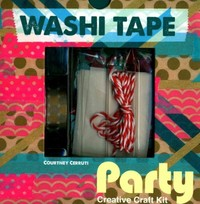 Washi Tape Party Kit - Courtney Cerruti (Accessory) - Cover