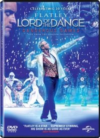 Michael Flatley: Lord of the Dance: Dangerous Game (DVD) - Cover