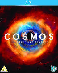 Cosmos - A Spacetime Odyssey: Season One (Blu-ray) - Cover