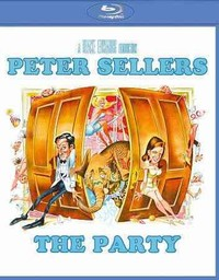 Party (Region A Blu-ray) - Cover