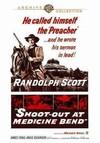 Shoot-Out At Medicine Bend (Region 1 DVD)