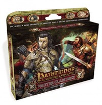 Pathfinder Adventure Card Game: Class Deck – Fighter - Cover