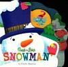 Peek-a-Boo Snowman - Charles Reasoner (Hardcover)