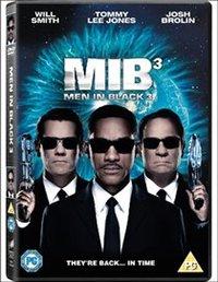 Men in Black 3 (DVD) - Cover