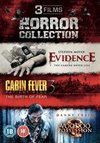 Evidence/Cabin Fever 3/Voodoo Possession - Three Film Horror Collection (DVD)