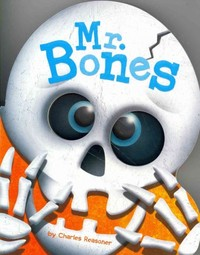 Mr. Bones - Charles Reasoner (Hardcover) - Cover