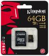 Kingston Technology - microSDHC/SDXC Class 10 UHS-I 64GB