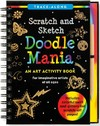 Doodle Mania Scratch & Sketch - Peter Pauper Press (Hardcover)