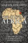 State of Africa - Martin Meredith (Paperback)