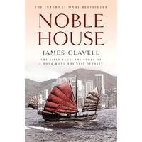Noble House - James Clavell (Paperback)